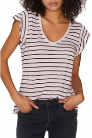 Sanctuary Ruby Scoop Tee - Front cropped