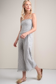 Greylin Ruby Smocked Culotte - Product Mini Image
