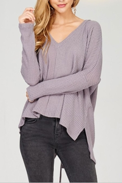 Shoptiques Product: Ruched Back Thermal