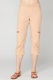 XCVI Wearables Ruched Cargo Pant - Product Mini Image