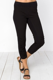 XCVI Wearables Ruched Crop Legging - Product Mini Image