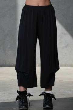 Chalet Ruched Crop Pant - Product List Image