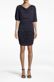 Nicole Miller Ruched Dress - Product Mini Image