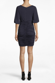 Nicole Miller Ruched Dress - Front full body