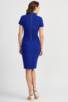 Joseph Ribkoff Ruched Front Dress - Alternate List Image