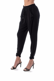Ariella Ruched Jogger - Front full body
