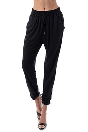 Ariella Ruched Jogger - Product Mini Image