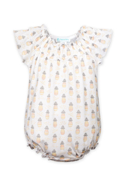 Feather Baby Ruched Pineapple Bubble - Product Mini Image