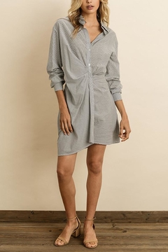 dress forum Ruched Shirt Dress - Product List Image