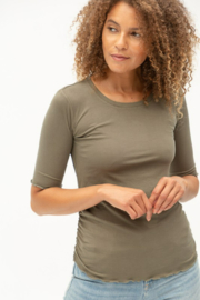 Mystree Ruched Top - Product Mini Image