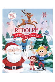 Simon and Schuster Rudolph And The Reineed Games - Product Mini Image