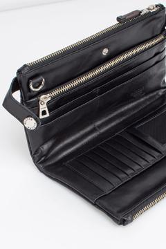 Shoptiques Product: Hermine Leather Clutch
