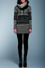 RUELLE Darwin Sweater Tunic Sweater - Front cropped