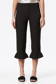 TRISTAN Ruffel Bottom Pant - Product Mini Image