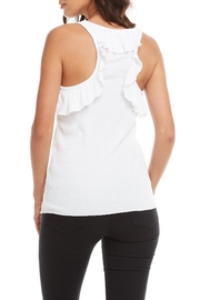 Chaser Ruffle Back Racer - Side cropped