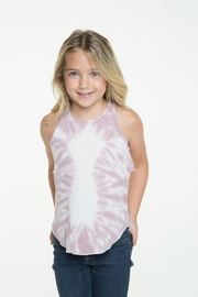 Chaser Ruffle Back Tank - Product Mini Image