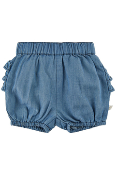 Shoptiques Product: Ruffle Bottom Bloomers - Blue Nights