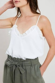 Wishlist Ruffle Camisole - Product Mini Image