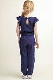 R+D emporium  Ruffle cap sleeve Jumpsuit - Side cropped