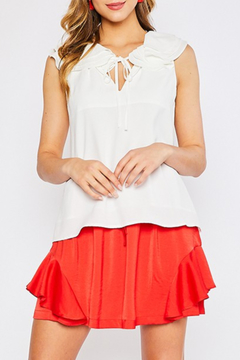 Mittoshop Ruffle Detail Blouse - Product List Image