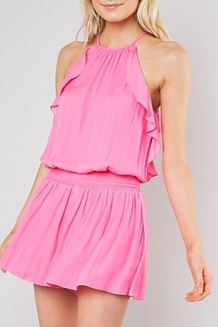 6e53e6ebec ... Do   Be Ruffle Detail Romper - Product List Placeholder Image