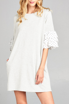 Nu Label Ruffle Dots - Product List Image