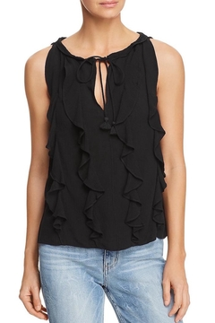 Ella Moss Ruffle Front Blouse - Alternate List Image