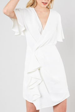 926dc6aaf5 ... Do   Be Ruffle Front Dress - Product List Image
