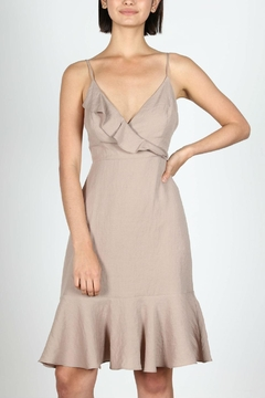 essue Ruffle Front Dress - Product List Image