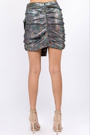 Ontwelfth Ruffle Front Skirt - Side cropped