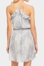 Tart Collections Ruffle Halter Dress - Side cropped