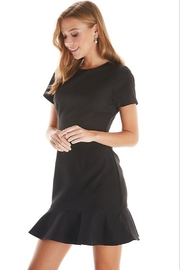 TCEC Ruffle Hem Dress - Front full body