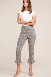 BB Dakota Ruffle Hem Pant - Product Mini Image