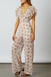 Cotton Candy LA Ruffle Jumpsuit - Product Mini Image