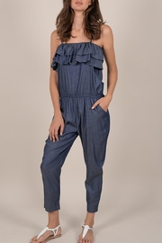 Molly Bracken Ruffle Jumpsuit - Product Mini Image