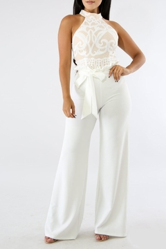 Good Time Ruffle Long Pants - Product List Image
