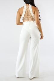 Good Time Ruffle Long Pants - Side cropped