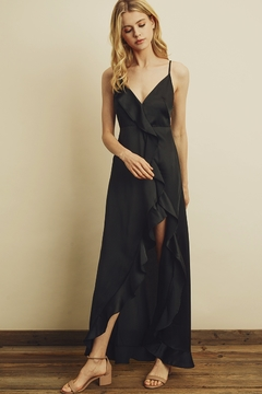 dress forum Ruffle Maxi Dress - Product List Image