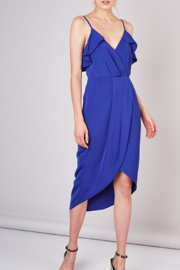Do & Be Ruffle Midi Dress - Product Mini Image