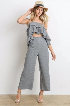E2 Clothing Ruffle Pant Set - Alternate List Image