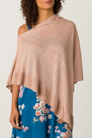 Margaret O'Leary Ruffle Poncho - Product Mini Image