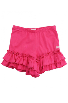 RuffleButts Ruffle Shorts - Alternate List Image