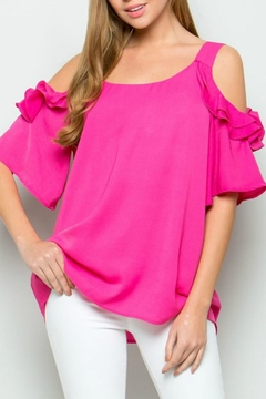 ee:some Ruffle Sleeve Blouse - Product List Image