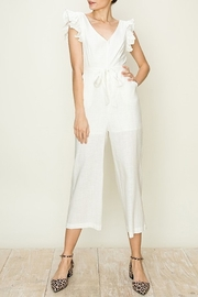 HYFVE Ruffle Sleeve Jumpsuit - Product Mini Image