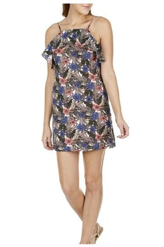 JoyJoy Ruffle Slip Dress - Product List Image