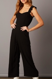 Cotton Candy LA Ruffle Strap Jumpsuit - Product Mini Image