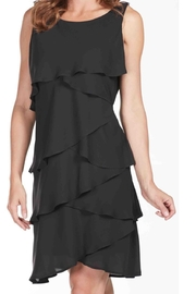 Frank Lyman Ruffle Tier Knee Length Dress - Product Mini Image