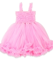 RuffleButts Princess Petti Dress - Front cropped