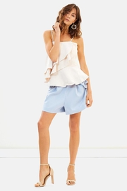 Elliatt Ruffled Cami - Front full body
