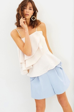 Elliatt Ruffled Cami - Product List Image